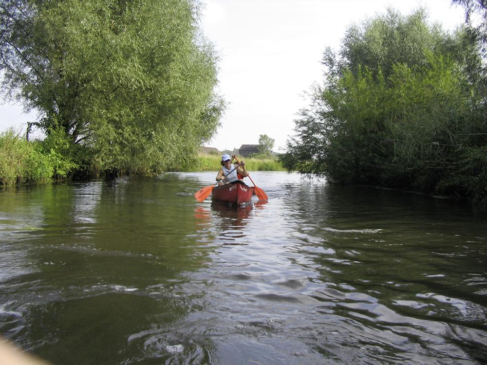 Canoe-Tours